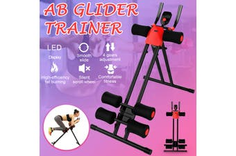 Ab Workout Machine Exercise Equipment Fitness Muscle Abdominal Training Indoor Exercise