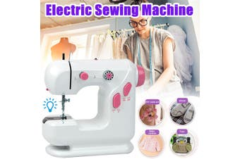 DIY Electric Clothes Sewing Machine Multi-Function Household Desktop Stitches