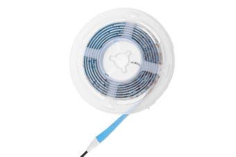 1.5M 45 LEDs Basket Hoop Solar Light RGB Waterproof Strip Lamp Playing Basketball At Night