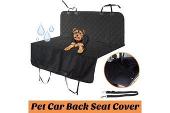134cm/52.76in Waterproof Pet Cat Dog Back Car Seat Cover Pad Hammock Nonslip Mat Protector