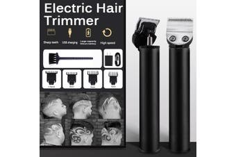 6 Hours Using/3 Hours Charging Cordless Electric Hair Clippers Beard Trimmer Mens Kids Haircut Clipper Head Beard Shaver