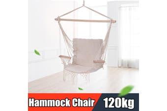 Nordic Hammock Outdoor Indoor Garden Dorm Bedroom Safety Hanging Chair Swinging