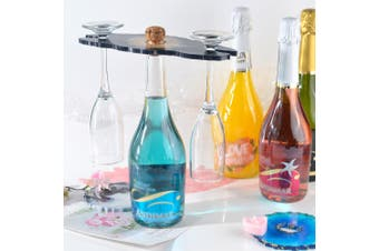 DIY Silicone Wine Tray Crystal Epoxy Mold Crafting Resin Casting Cup Epoxy Mould Craft