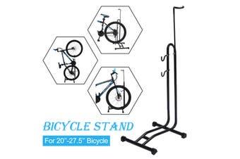 Bicycle L-Shape Floor Rack Parking Display Stand Coated Steel Repair Holder