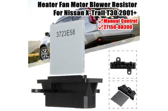 Blower Resistor Heater Fan Motor Manual For Nissan X-Trail T30 01+ #27150-8H300