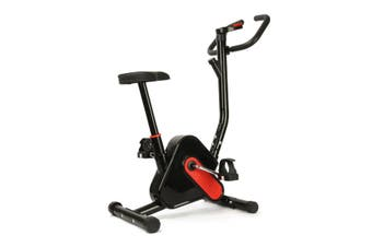 Bicycle Fitness Exercise Bike Aerobic Home Gym Trainer LED Display Stationary
