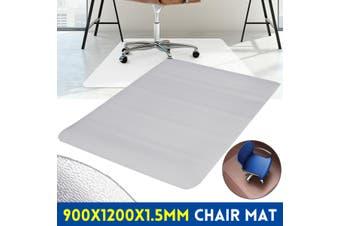 1200X900 Carpet Timber Tile Floor Chair Mat Office Work Chairmat Protector