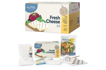 Mad Millie Make Your Own Cheese Kit - Fresh Cheese Kit