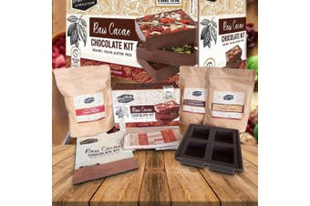 Mad Millie Make Your Own DIY Dark Chocolate Kit