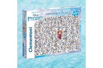 Disney Frozen Impossible Puzzle   1000 Pieces