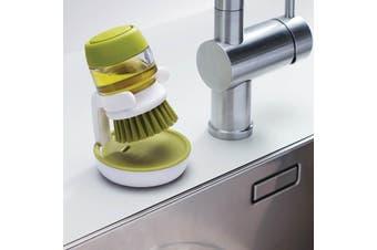Joseph Joseph Palm Scrub Soap Dispensing Brush
