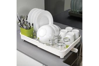 Joseph Joseph Expandable Dish Rack   extend bowl plate wash