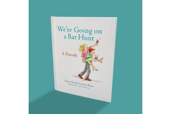 We`re Going on a Bar Hunt Parody Book