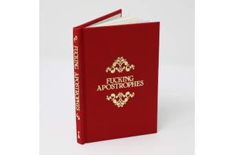 F#cking Apostrophes Book
