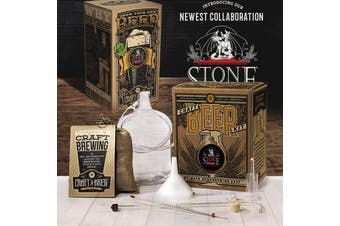 Stone Pale Ale Premium Craft Beer Brewing Kit | Craft-a-Brew