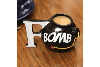 F-Bomb Novelty Coffee Mug