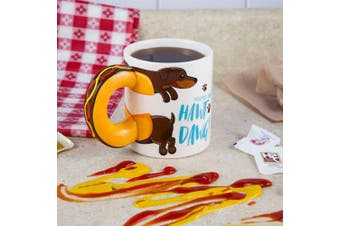You`re One Hawt Dawg! Oversized Sausage Dog Mug
