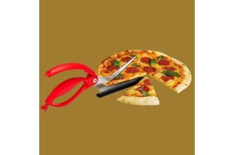 Scizza Pizza Cutter Server Scissors