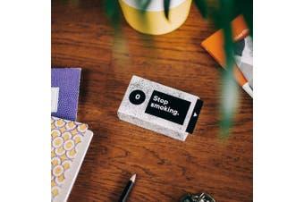 21 Days To Quit Smoking Pull Tab Challenge Gift Box