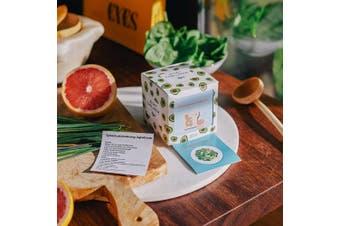 The 30 Day Vegan Pull Tab Challenge Gift Box