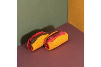 Novelty Taco Socks | Great Kris Kringle Gift