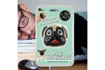 Pug Dog Stress Ball