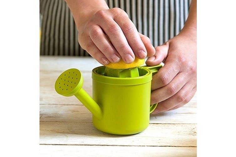 Lemoniere Citrus Lemon Juicer Watering Can   Peleg Design