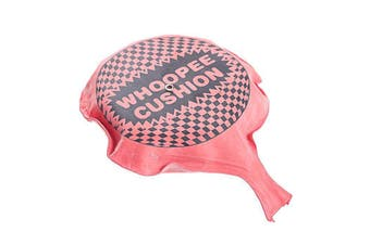 Self Inflating Whoopee Cushion | funny fart gag prank woopee joke auto inflates