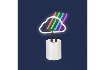 Sunnylife Vegas Rainbow Cloud Neon Light