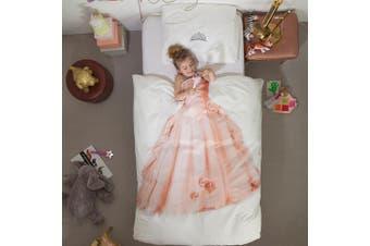 Snurk Fairytale Princess Doona Quilt Duvet Bedding Cover Set