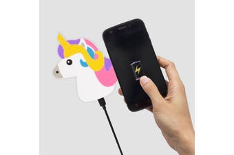 Unicorn Wireless Smartphone Fast Charger | Magical Wireless Charging!