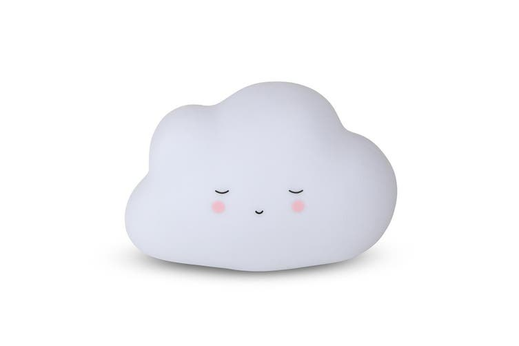 Battery-Operated Cloud Night Light - 2 Sizes! - Large