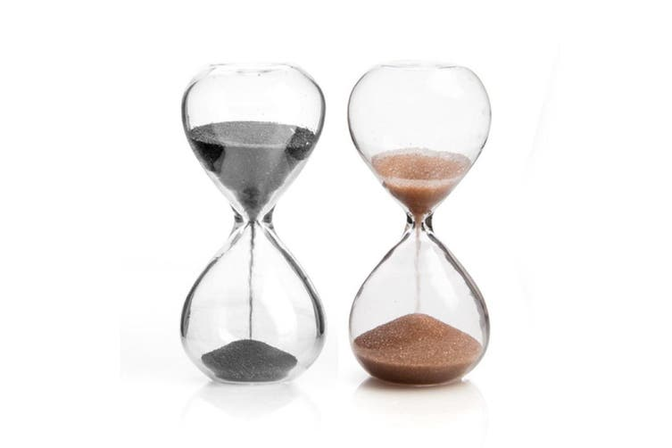World`s Smallest Sand Timer - 1 Minute | Just 6 cms Tall!