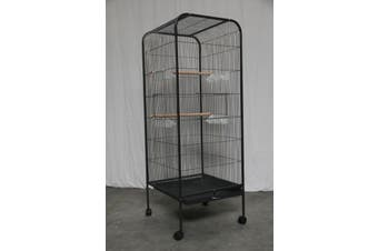 147 cm Large Bird Parrot Aviary Pet Stand-alone Budgie Cage