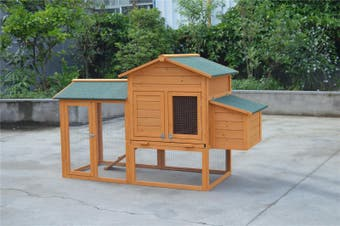 Rabbit Hutch, Guinea Pig Cage Ferret House or Chicken Coop