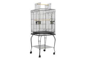 148 cm Pet Bird Cage Parrot Budgie Canary Aviary