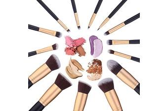 Makeup Brushes Set 14 Pcs