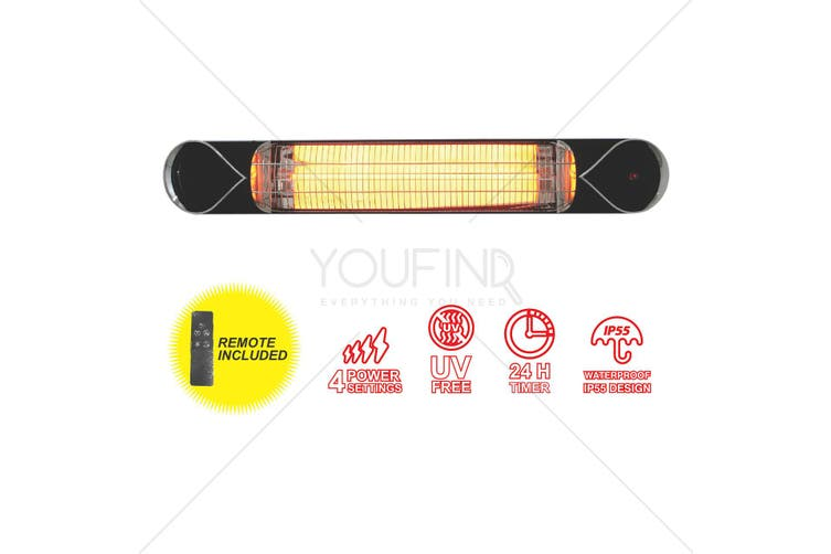 Hotto Infrared Heater (4 Pack)