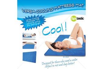 COOLING MATTRESS ACTIVE COOLING GEL COOL PEACEFUL SLEEPING SURFACE MAT
