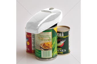 Handy Automatic Electronic Can Opener With Easy Lift Magnet