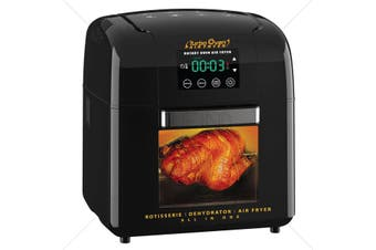 Turbo Oven Air Fryer Optional Accessories
