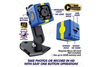 HD Mini Security Surveillance Camera