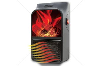 MINI DANCING FLAME ELECTRIC HEATER