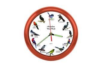 Australian Bird Clock - Native Australian Bird Sounds Every Hour