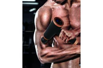 Hyper Impact Pro - 9 Speeds 5 Heads Digital Powerful Massage Gun