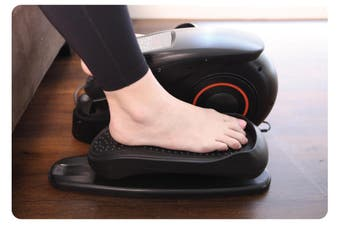 Elliptical Robotic Underdesk Seated Training Cycle Cross Training Electrical Leg Exerciser