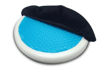 Swivel Gel Seat Cushion Rotate 360 Degree Cool Gel Memory Foam