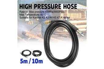 5m/10m Pressure Washer Hose 40MPa 5800PSI Water Tube For Karcher K2 K3 K4 K5 K7