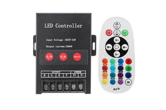 RGB FR Wireless Remote Control Controller For RGB LED Spa Swimming Pool Q