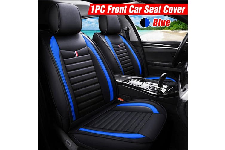 Auto Car Front Rear Seat Covers Dog Pet Protectors Washable Cushions Universal (blue,2020 New Update)
